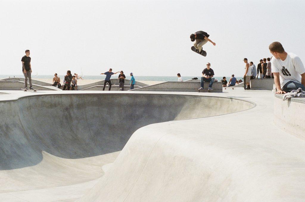 スケートボード パーク