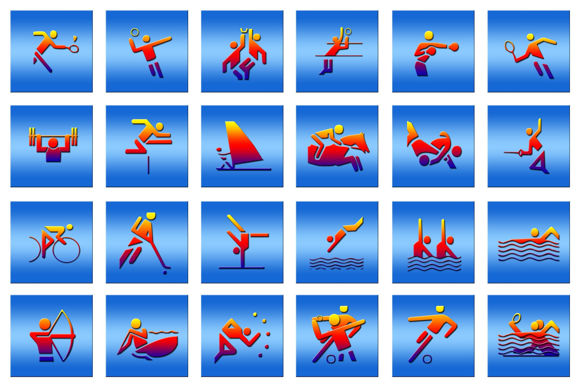 オリンピック画像