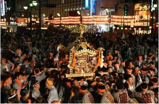 大宮夏祭り画像