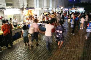 サンシャインシティ納涼盆踊り大会画像