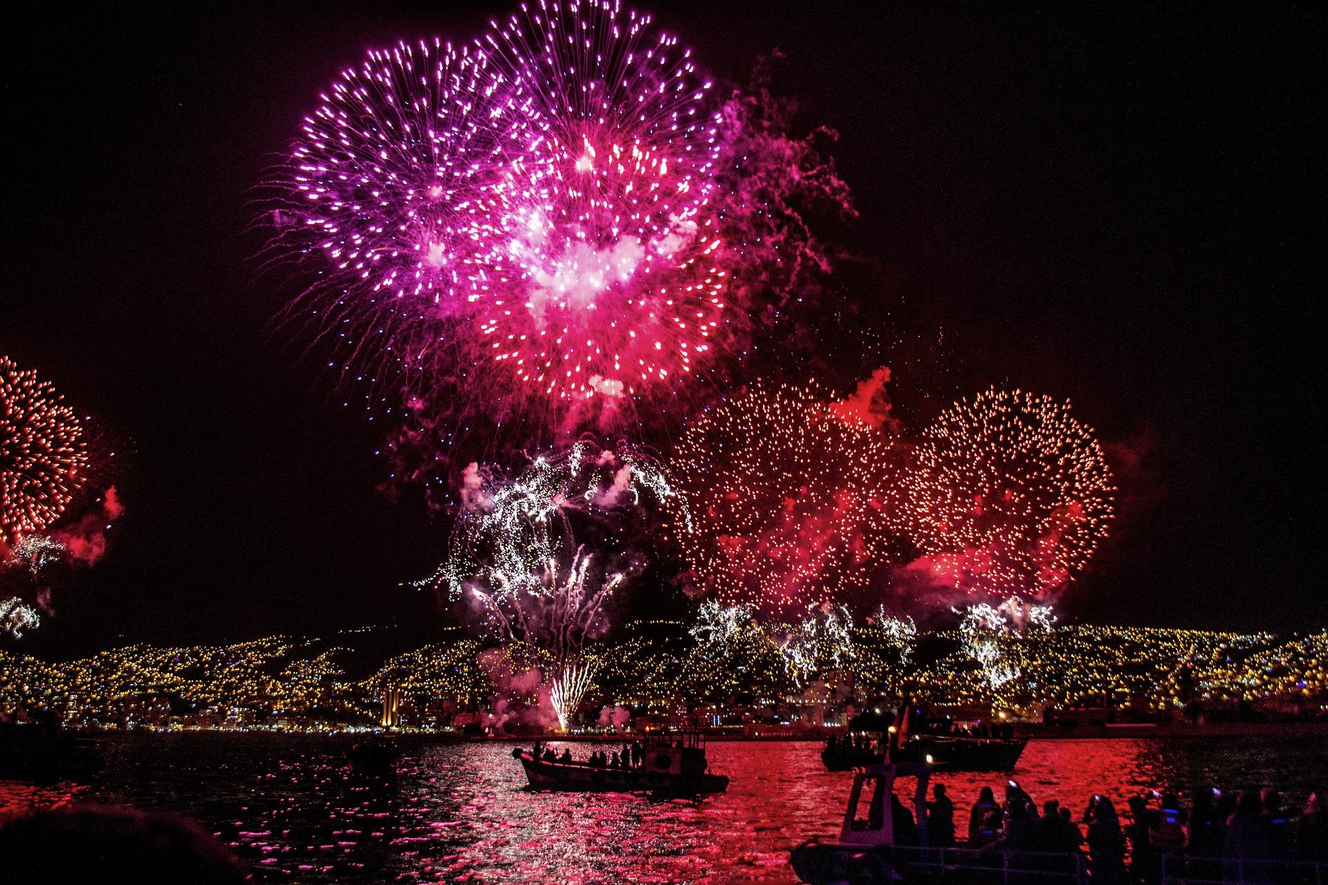 花火祭り画像